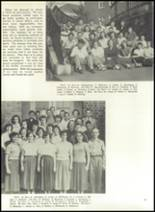 1951 Theodore Roosevelt High School Yearbook Page 48 & 49