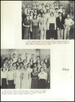 1951 Theodore Roosevelt High School Yearbook Page 50 & 51