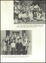 1951 Theodore Roosevelt High School Yearbook Page 52 & 53