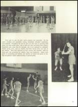 1951 Theodore Roosevelt High School Yearbook Page 64 & 65