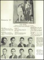 1951 Theodore Roosevelt High School Yearbook Page 68 & 69