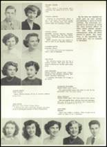 1951 Theodore Roosevelt High School Yearbook Page 70 & 71
