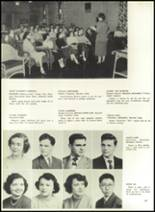 1951 Theodore Roosevelt High School Yearbook Page 72 & 73