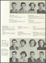 1951 Theodore Roosevelt High School Yearbook Page 74 & 75