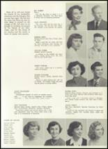 1951 Theodore Roosevelt High School Yearbook Page 76 & 77