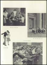 1951 Theodore Roosevelt High School Yearbook Page 80 & 81