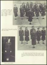 1951 Theodore Roosevelt High School Yearbook Page 86 & 87