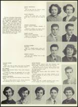 1951 Theodore Roosevelt High School Yearbook Page 90 & 91