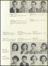 1951 Theodore Roosevelt High School Yearbook Page 92 & 93