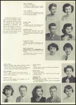 1951 Theodore Roosevelt High School Yearbook Page 94 & 95