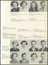 1951 Theodore Roosevelt High School Yearbook Page 96 & 97