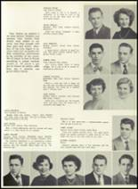 1951 Theodore Roosevelt High School Yearbook Page 98 & 99
