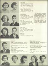 1951 Theodore Roosevelt High School Yearbook Page 100 & 101