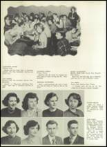 1951 Theodore Roosevelt High School Yearbook Page 102 & 103