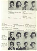 1951 Theodore Roosevelt High School Yearbook Page 104 & 105