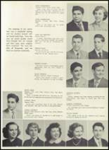 1951 Theodore Roosevelt High School Yearbook Page 106 & 107