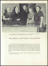 1951 Theodore Roosevelt High School Yearbook Page 108 & 109
