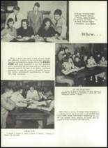 1951 Theodore Roosevelt High School Yearbook Page 110 & 111