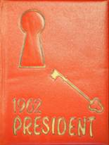 1962 Yearbook Washington High School