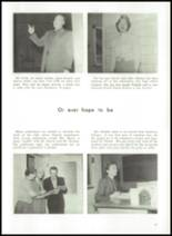 1959 Churubusco High School Yearbook Page 14 & 15
