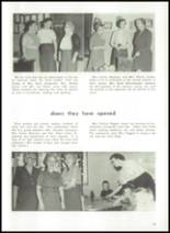 1959 Churubusco High School Yearbook Page 16 & 17