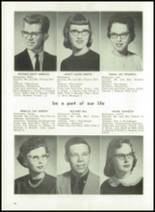 1959 Churubusco High School Yearbook Page 24 & 25