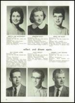 1959 Churubusco High School Yearbook Page 26 & 27