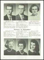 1959 Churubusco High School Yearbook Page 28 & 29