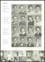 1959 Churubusco High School Yearbook Page 32 & 33