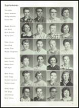 1959 Churubusco High School Yearbook Page 34 & 35