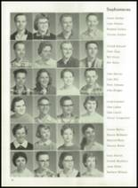 1959 Churubusco High School Yearbook Page 36 & 37