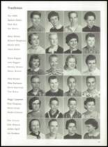 1959 Churubusco High School Yearbook Page 38 & 39
