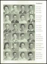 1959 Churubusco High School Yearbook Page 40 & 41