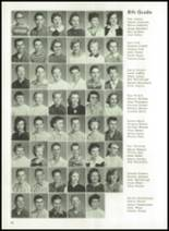 1959 Churubusco High School Yearbook Page 42 & 43