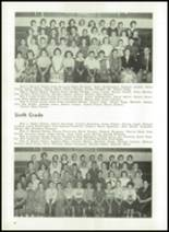 1959 Churubusco High School Yearbook Page 44 & 45