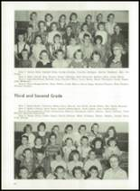 1959 Churubusco High School Yearbook Page 48 & 49