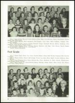 1959 Churubusco High School Yearbook Page 50 & 51