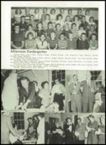 1959 Churubusco High School Yearbook Page 52 & 53