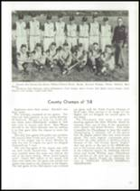 1959 Churubusco High School Yearbook Page 54 & 55