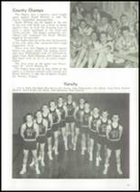 1959 Churubusco High School Yearbook Page 56 & 57