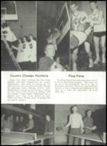1959 Churubusco High School Yearbook Page 64 & 65