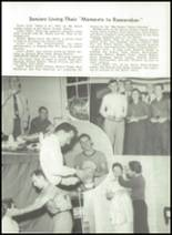 1959 Churubusco High School Yearbook Page 68 & 69
