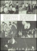 1959 Churubusco High School Yearbook Page 70 & 71