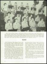 1959 Churubusco High School Yearbook Page 78 & 79