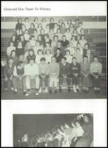 1959 Churubusco High School Yearbook Page 82 & 83