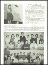 1959 Churubusco High School Yearbook Page 84 & 85