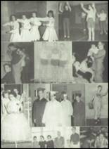 1959 Churubusco High School Yearbook Page 94 & 95