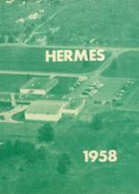 1958 Yearbook Hudson Falls High School