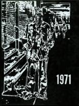1971 Yearbook Antioch High School