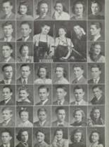 1941 Shelbyville High School Yearbook Page 16 & 17